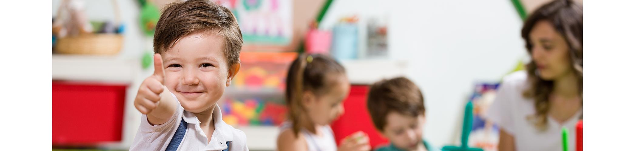 Pomagamy w wychowaniu szczęśliwych i kreatywnych dzieci